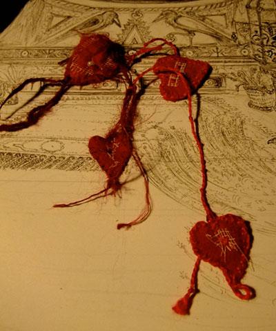 Bandaged Hearts 6
