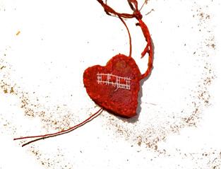 bandaged heart 1