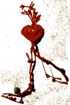 bandaged heart no23