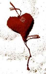 bandaged heart no35