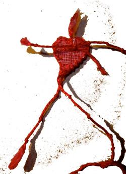 bandaged heart 7