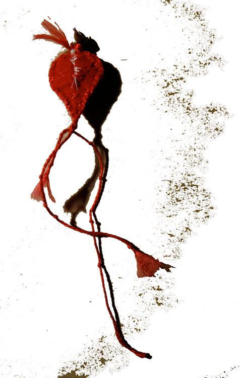 Bandaged Heart for Terri Windling