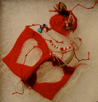 bandaged heart no 54 and ghost book 4