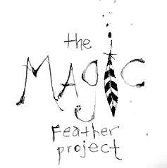Magic Feather Project logo by Jude Hill