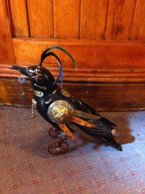 Mullanium Large Raven