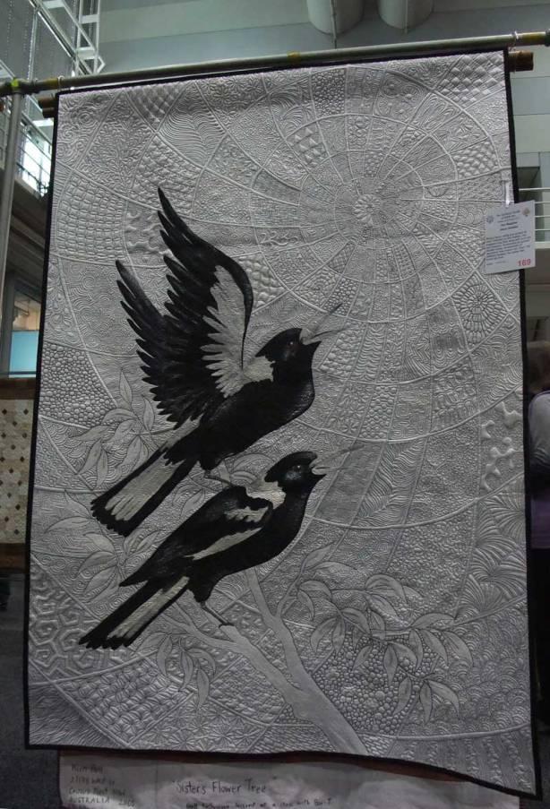 Helen Godden Zen Magpies 3