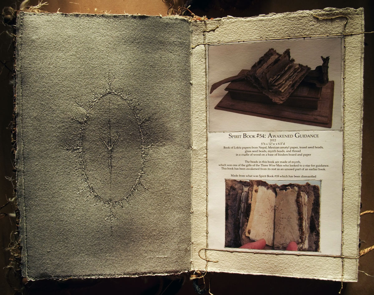 Spirit Book no 54