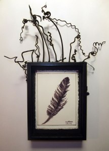 Crow Feather by Mo 2013