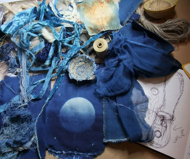 Eclipse-of-the-Moon-Talinistic-Dilly-Bag-in-Process-Mo-2013
