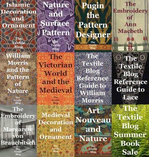 The Textile Blog ebooks