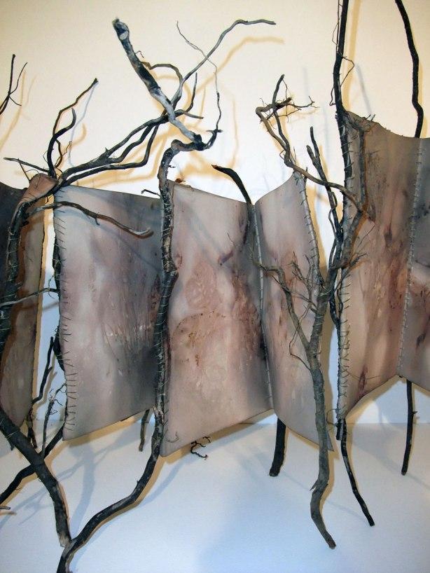 dancing-paper detail by Bronwyn Beerman