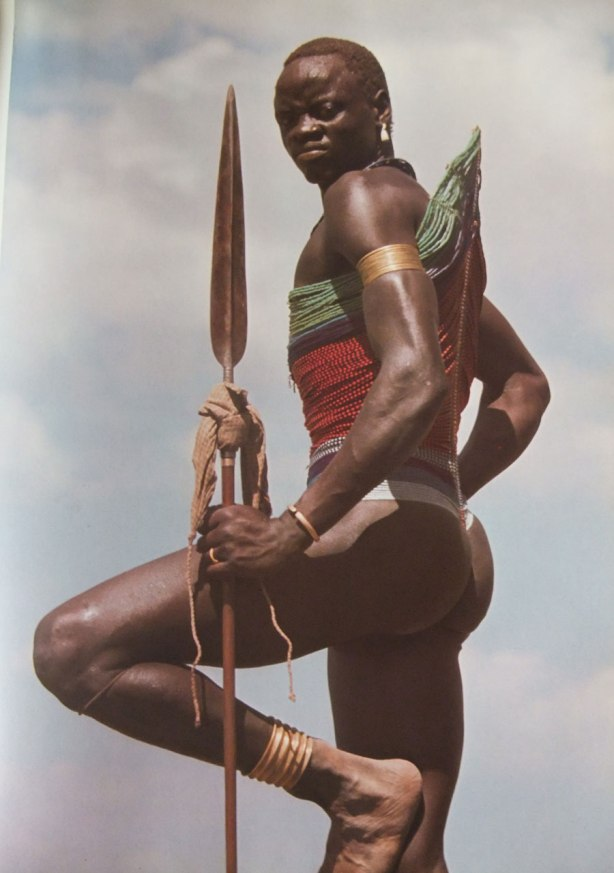 Dinka-warrior-Africa-adorned-p-51-by-Angela-Fisher