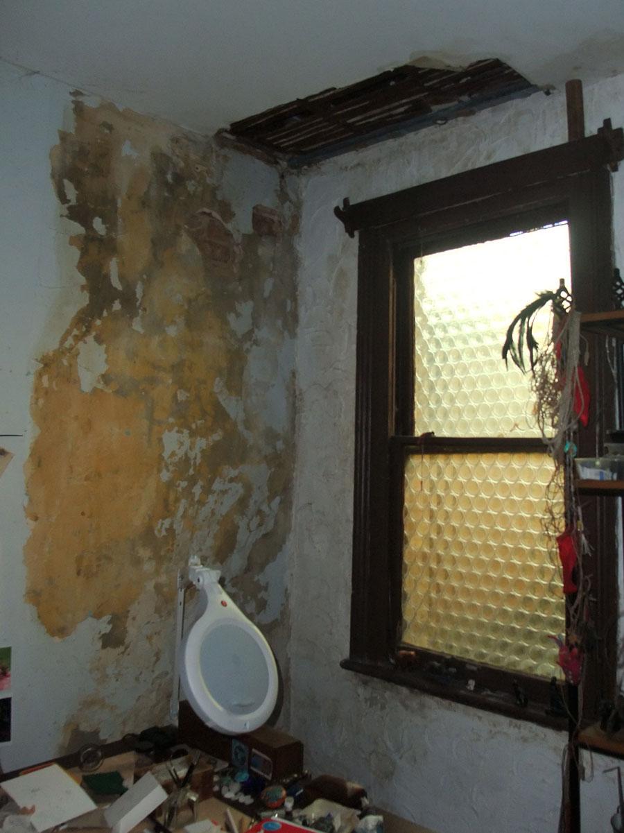 wallpreparation