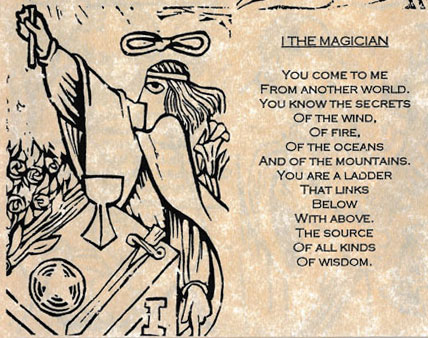The-Magician-text-Tarot-Chesta-by-Chester-Harris