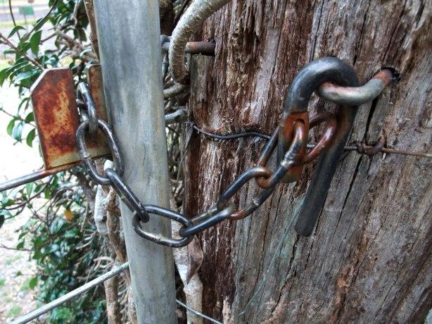 gate-latch
