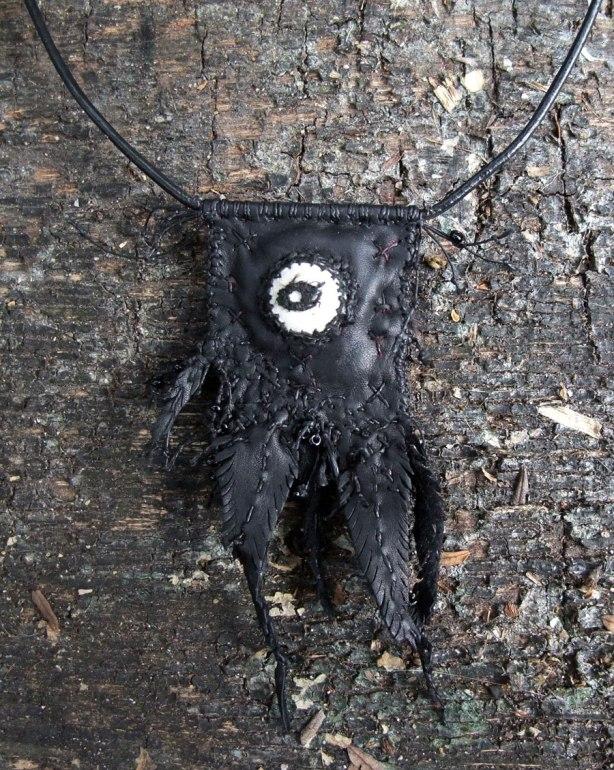 crow-amulet-VII-eye-detail