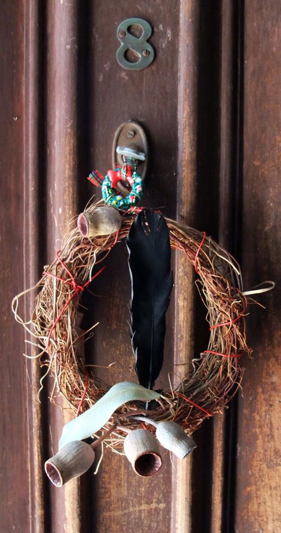 solstice wreath mo15