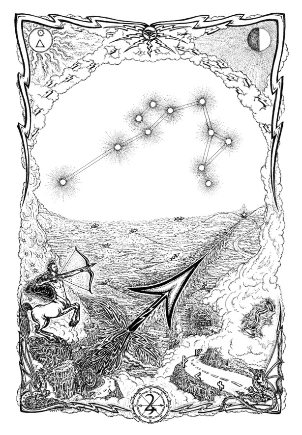 Sagittariuscard