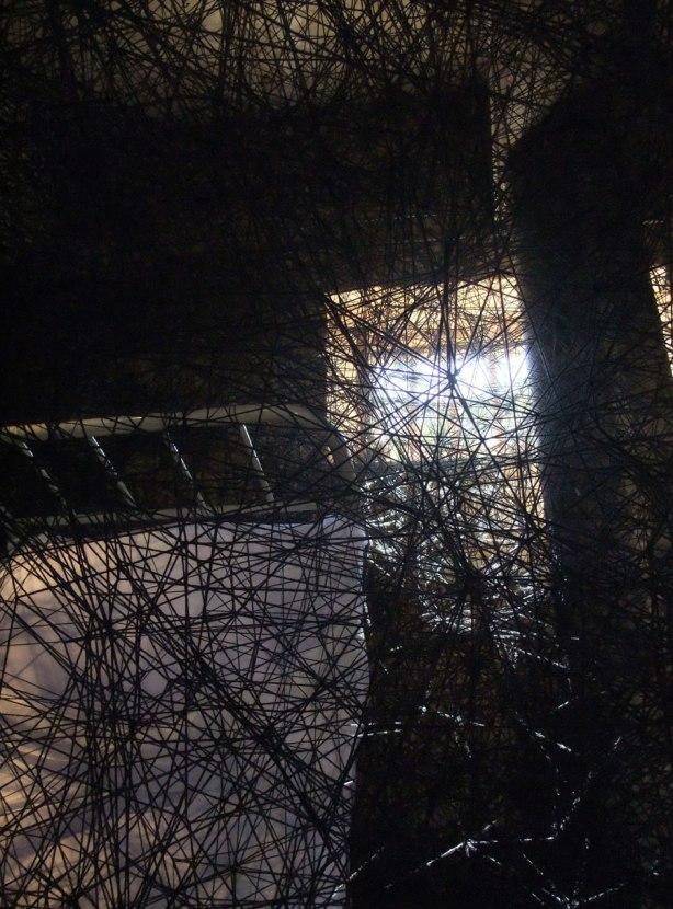 Chiharu Shiota detail 2
