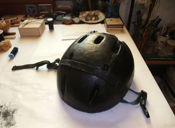 leather-bike-helmet