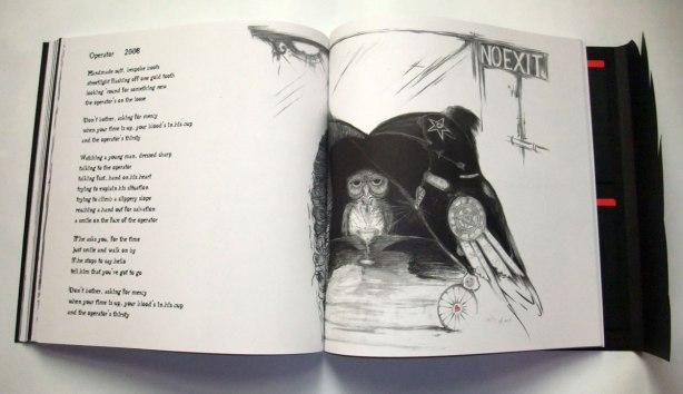 Crow-Book-Operator