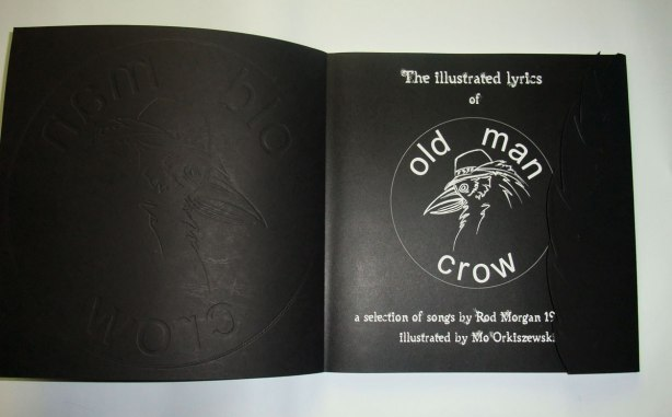 Crow-Book-Title-Page