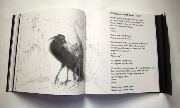 Crow-Book-Walking-Home
