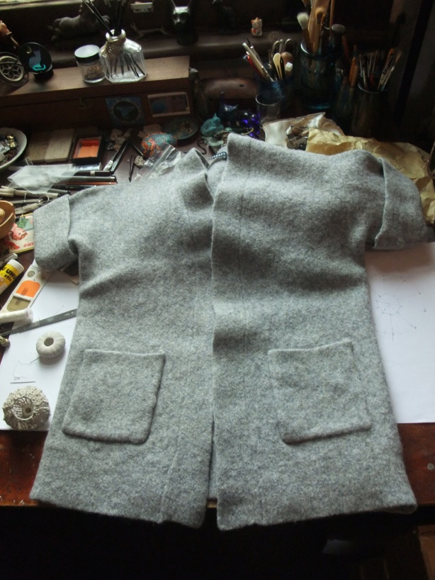 felted-wool-cardigan