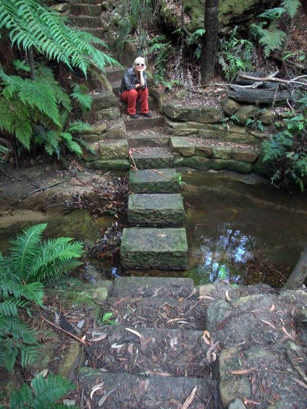 creek-crossing